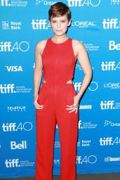 Kate Mara - The Martian Photocall at the Toronto Film Festival