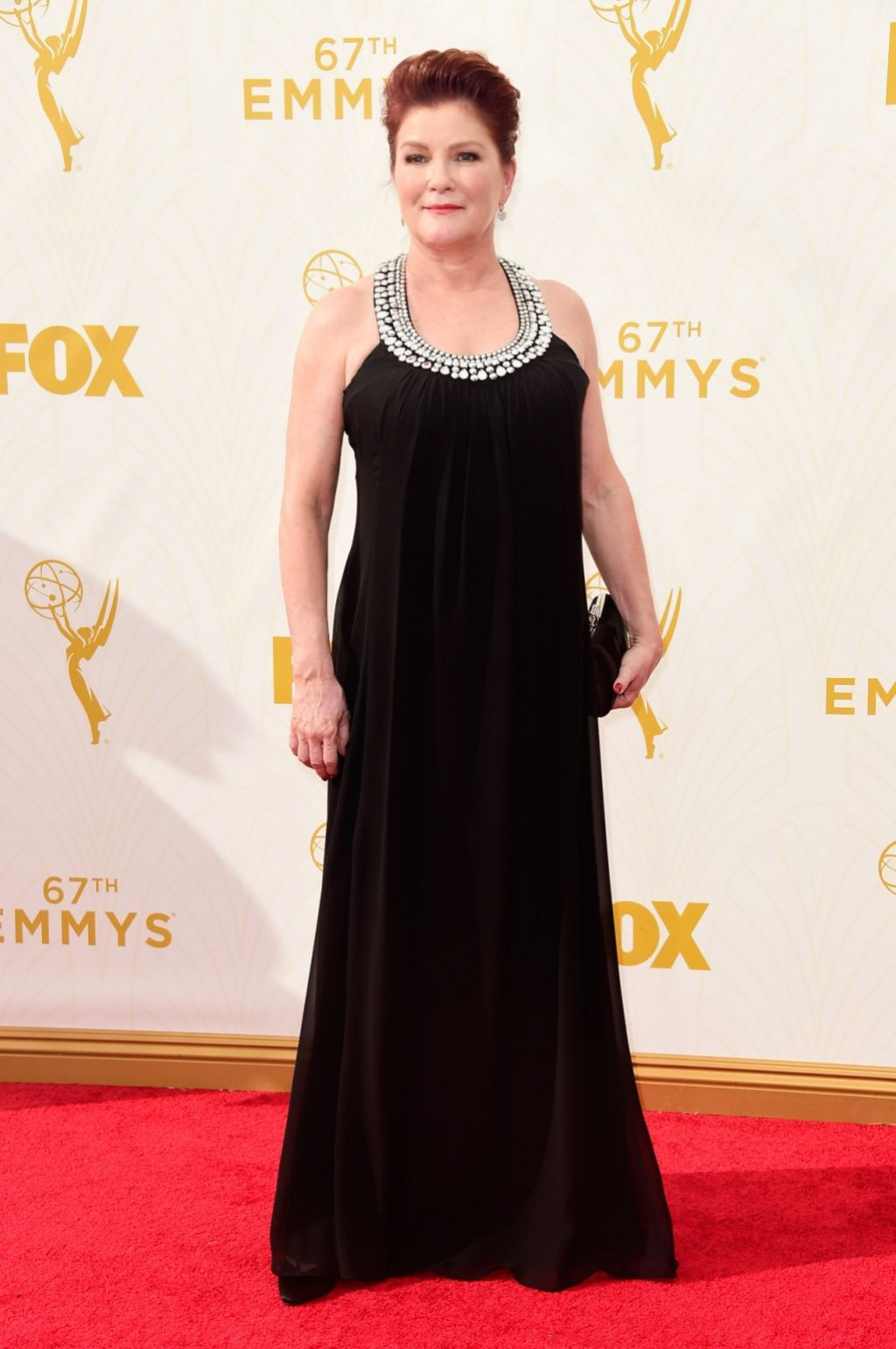 Kate Mulgrew – 2015 Primetime Emmy Awards in Los Angeles
