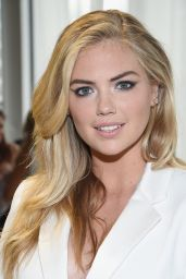 Kate Upton - Diane Von Furstenberg Spring 2016 Fashion Show in New York City