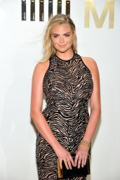 Kate Upton - New Gold Collection Fragrance Launch Hosted by Michael Kors in NYC, September 2015