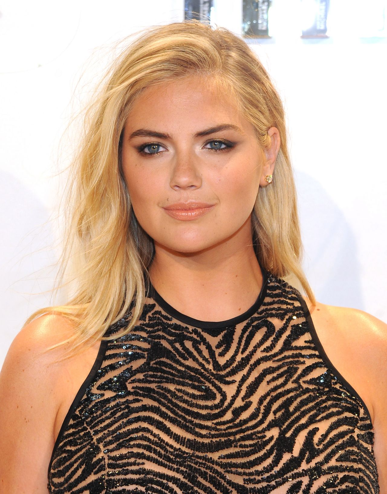 Kate Upton – New Gold Collection Fragrance Launch Hosted by Michael ...