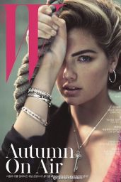 Kate Upton - W Magazine Korea October 2015