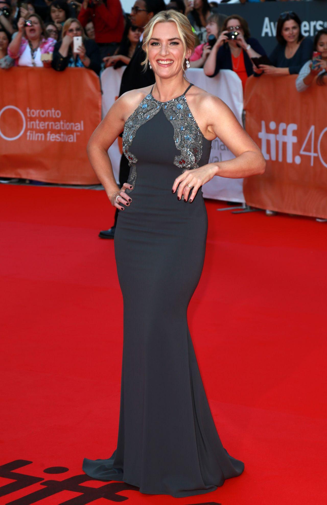 Kate Winslet - The Dressmaker Premiere at Toronto ...