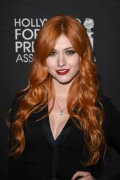 Katherine McNamara - InStyle & HFPA party during the 2015 TIFF