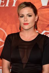 Kathleen Robertson – 2015 Variety And Women In Film Pre-Emmy Celebration in West Hollywood