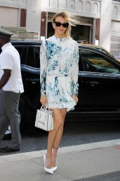 Katie Cassidy Style - Out in NYC, September 2015