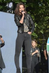 Katie Holmes – 2015 Global Citizen Festival in New York City