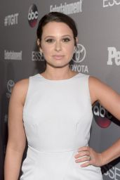 Katie Lowes – ABC's TGIT Line-up Celebration in West Hollywood