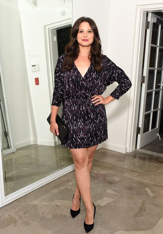 Katie Lowes - The A List 15th Anniversary Party in Beverly Hills