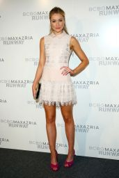 Katrina Bowden – BCBGMAXAZRIA Fashion Show – Spring 2016 NYFW in NYC