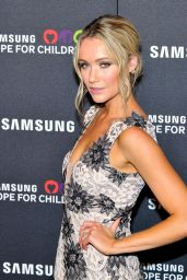 Katrina Bowden - Samsung Hope for Children Gala 2015 in New York City