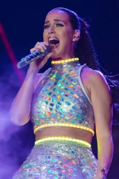Katy Perry Performing at the Rock in Rio Music Festival in Rio de Janeiro, September 2015