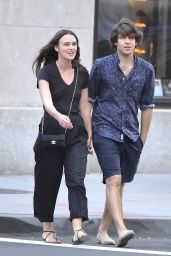 Keira Knightley - Out in NYC, September 2015
