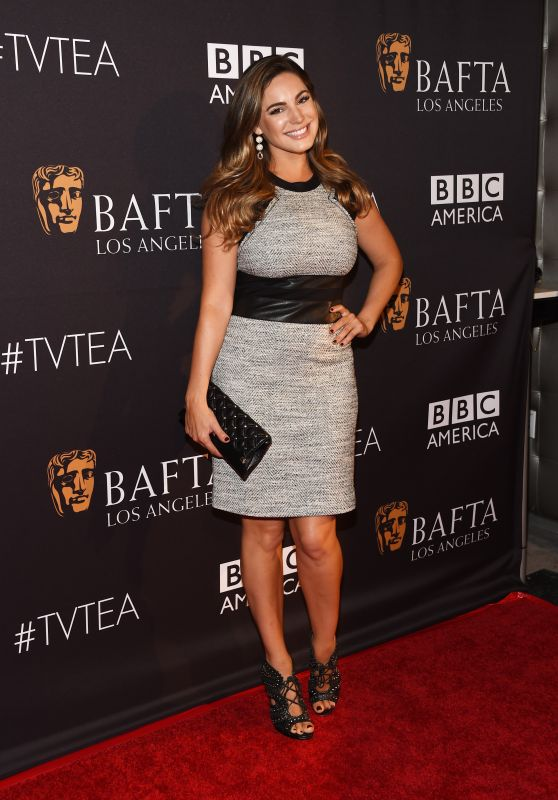 Kelly Brook - BAFTA Los Angeles TV Tea 2015 at the SLS Hotel