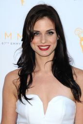 Kelsey Reinhardt - Television Academy Celebrates The 67th Emmy Award Nominees in Beverly Hills