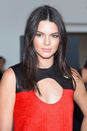 Kendall Jenner - Calvin Klein Collection Fashion Show - NYFW Spring 2016