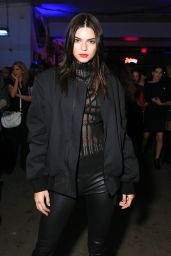 Kendall Jenner - Givenchy After Party in NYC, September 2015