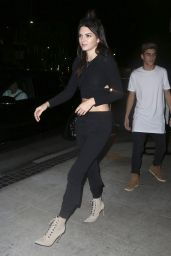 Kendall Jenner - Jordan Woods Birthday Party in Los Angeles, September 2015