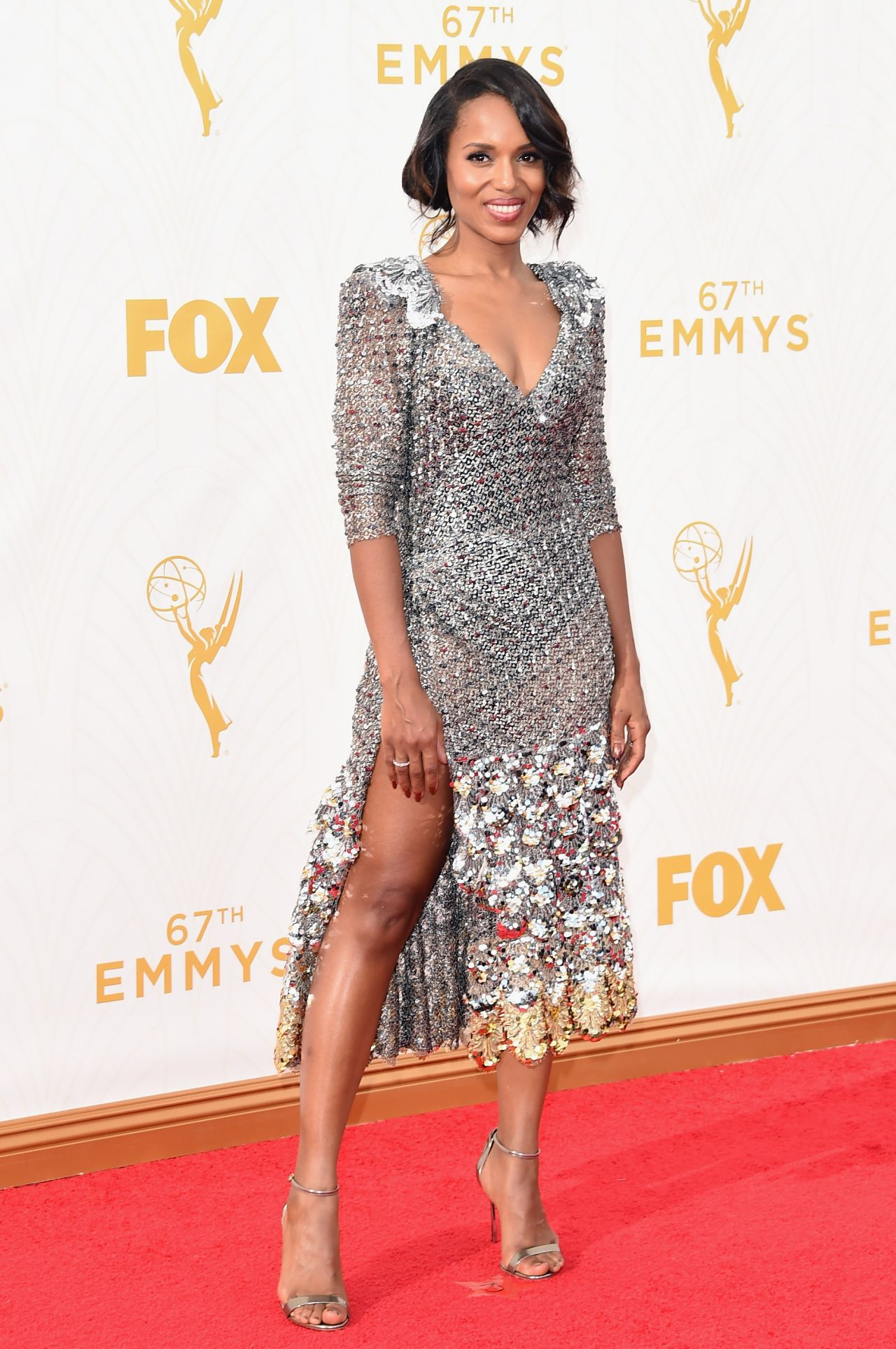 Kerry Washington – 2015 Primetime Emmy Awards in Los Angeles