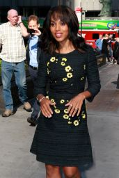 Kerry Washington - Out in New York City, September 2015