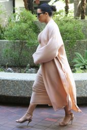 Kim Kardashian - Out in Beverly Hills, September 2015
