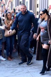 Kim Kardashian - Out in New York, September 2015