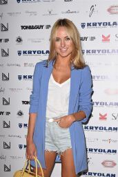 Kimberley Garner - Lan Nguyen Grealis Book Launch in London, September 2015