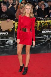Kimberley Garner on Red Carpet -