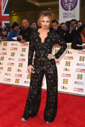 Kimberley Walsh - 2015 Pride of Britain Awards in London