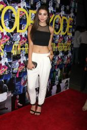 Kira Kosarin - Kode Magazine 8th Issue Party in Los Angeles, September 2015