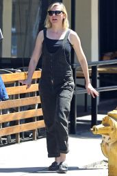 Kirsten Dunst - Out in Los Angeles, September 2015