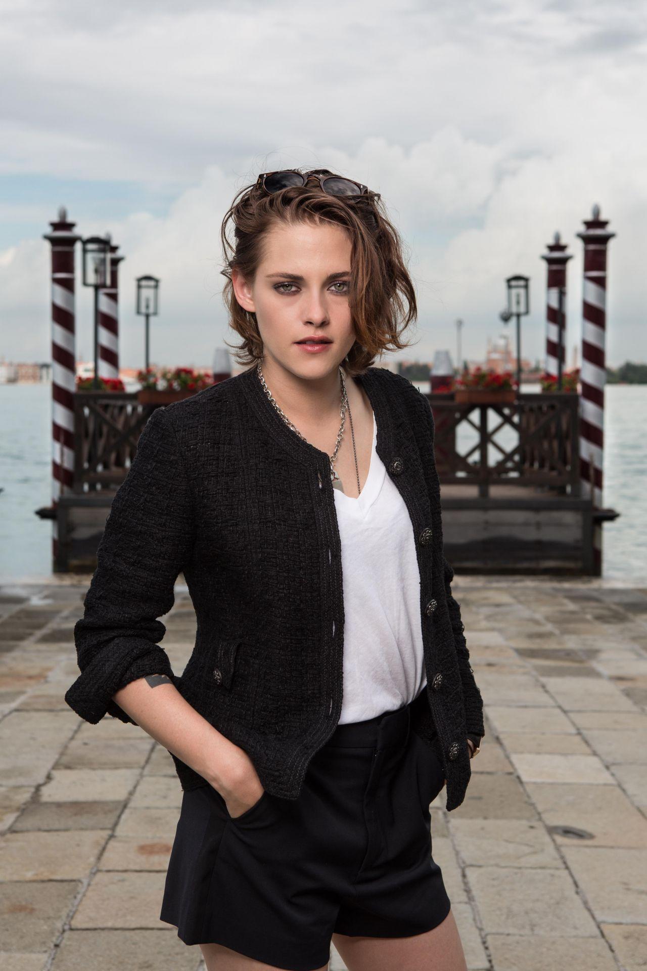 Kristen Stewart - 2015 Venice Film Festival Portraits for ...