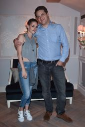 Kristen Stewart - Equals Delegation Dinner in Venice, September 2015