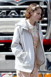 Kristen Stewart - New Woody Allen Film Set in New York City, September 2015