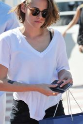 Kristen Stewart Out in Venice, Italy, September 2015
