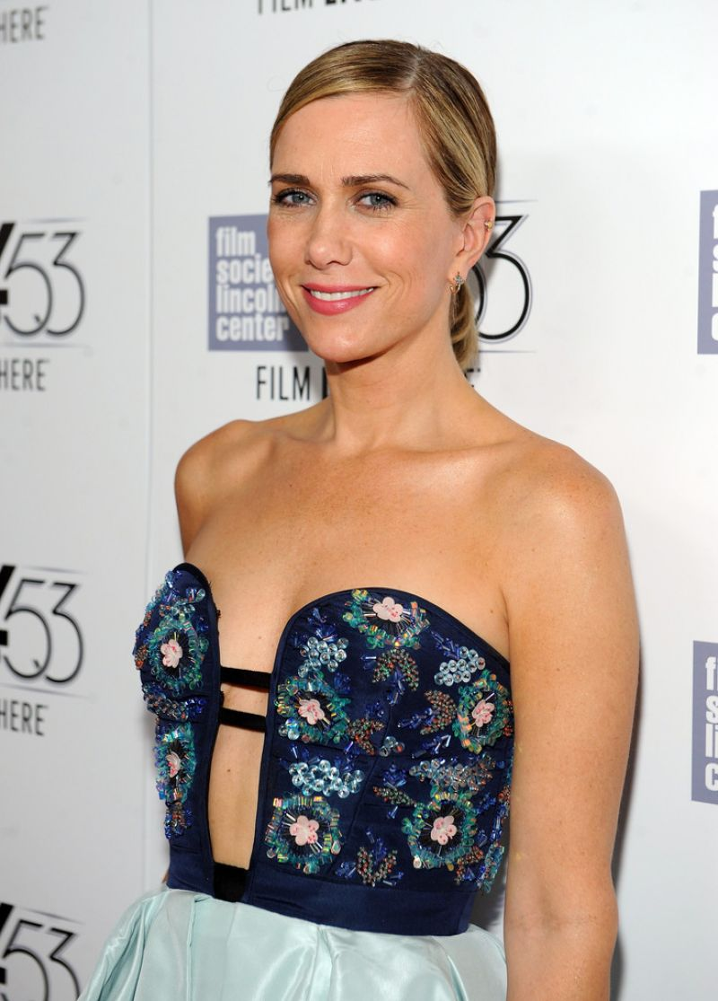 Kristen Wiig The Martian Premiere At The 53rd New York
