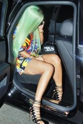 Kylie Jenner - Leaving The Nice Guy! Restaurant Los Angeles, September 2015