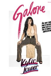 Kylie Jenner - Photoshoot For Galore Magazine