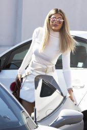 Kylie Jenner Style - Leaving a Studio in LA, September 2015