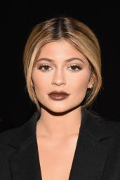 Kylie Jenner - Vera Wang Fashion Show in NYC, September 2015