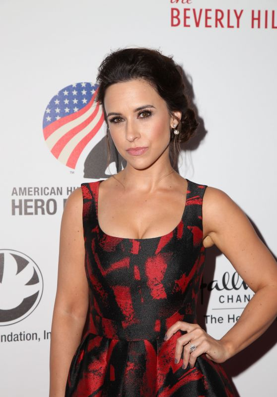 Lacey Chabert - 2015 American Humane Association Hero Dog Awards in Beverly Hills