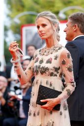 Laura Bailey – Opening Ceremony and Premiere of 'Everest' – 2015 Venice Film Festival
