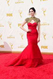 Laura Pepron – 2015 Primetime Emmy Awards in Los Angeles