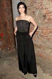 Laura Prepon - Christian Siriano Fashion Show in NYC, September 2015