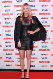 Laura Whitmore - Comopolitan FashFest 2015 in London