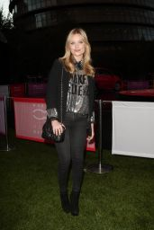 Laura Whitmore - Launch of the New Fiat 500 in London