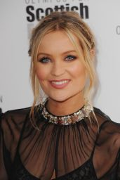 Laura Whitmore - Scottish Fashion Awards, London, September 2015