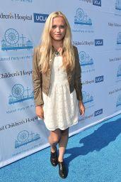 Lauren Taylor – 2015 Mattel Party On The Pier in Santa Monica