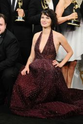 Lena Headey Red Carpet Pics – 2015 Primetime Emmy Awards in Los Angeles