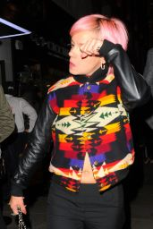 Lily Allen - Out in London, September 2015